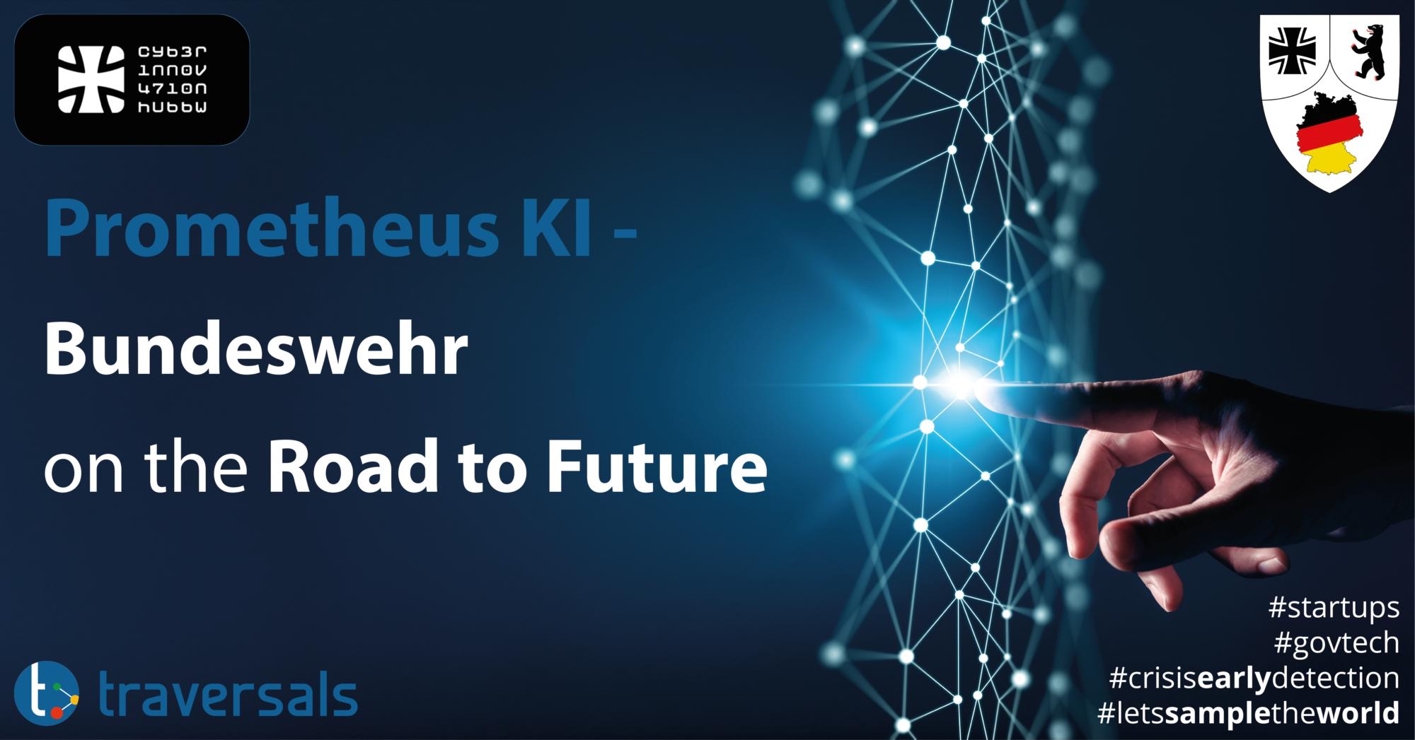 Prometheus KI - Bundeswehr on the Road to Future