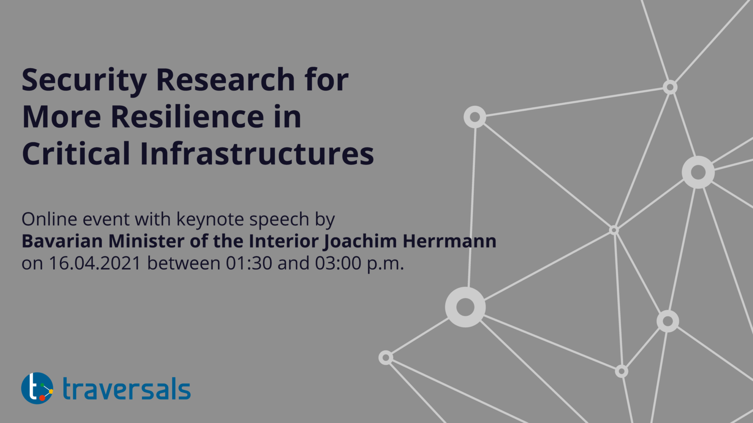 Security Research for More Resilience in Critical Infrastructures